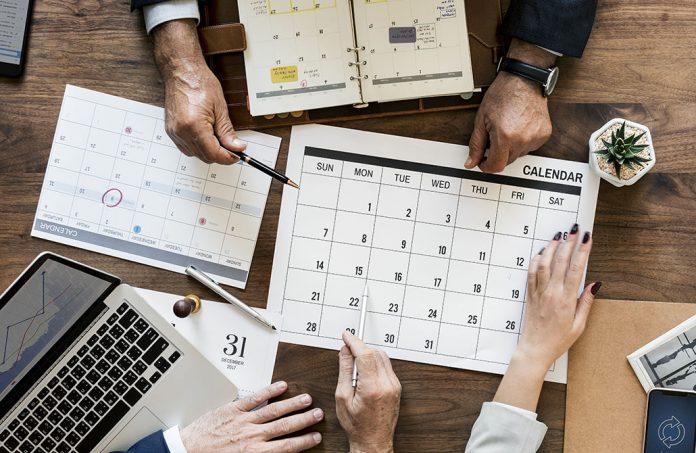 Kalendarz wydarzeń Wyszków