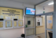 koronawirus szpital w Wyszkowie zamknięty