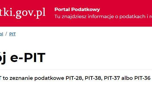 E-pt Urząd Skarbowy w Wyszkowie