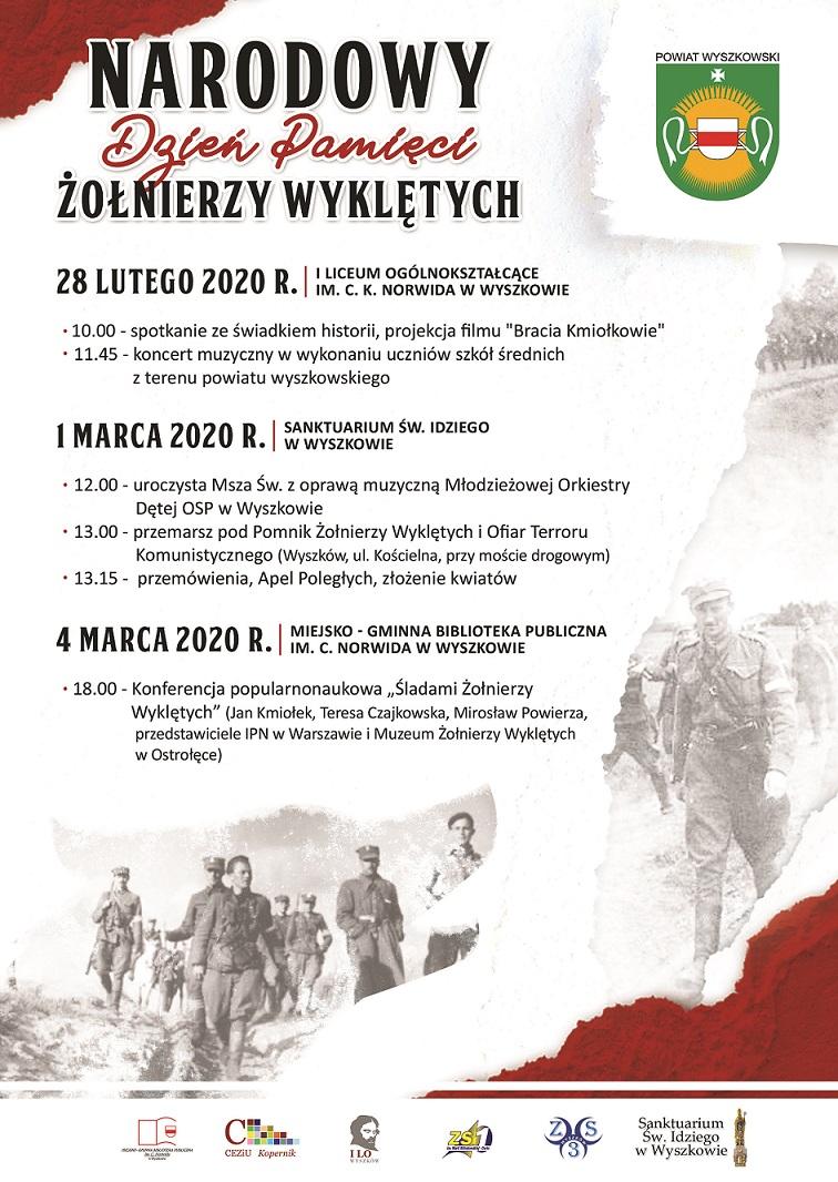 Wyszków. Dzień Pamięci Żołnierzy Wyklętych