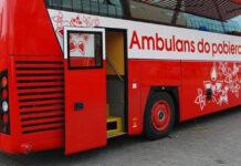Wyszków ambulans do poboru krwi